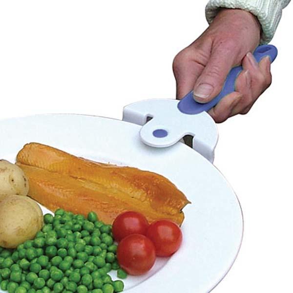 Turvakahva kuumalle lautaselle