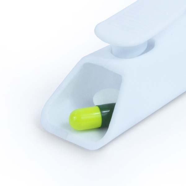 Pillerin irroittaja säilöö irroitetut pillerit
